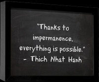 impermanence quote