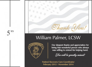 Thank You Military Plaques And Appreciation Quotes DIY