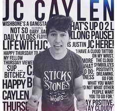 JC quotes