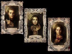The-Vampire-Diaries-Damon-Stefan-Elena-wallpaper-by-dodsab-the-vampire ...