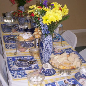 for ladies tea | Lovely Ladies' High Tea Party Ideas Handmade Parties ...