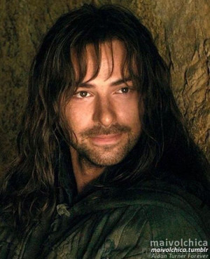 the Hobbit Kili Aidan Turner