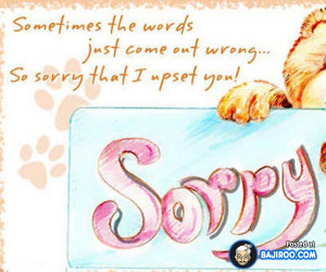Images Sorry Quotes...
