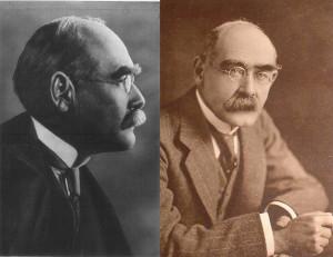 Rudyard Kipling - 1865 to 1936
