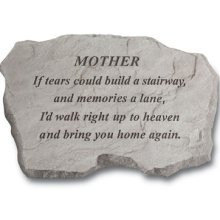 One Of Several Memorial Tributes Available – Call Us For Details