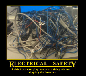 Blog Archive Electrical Safety Tips - Powerboard Safety