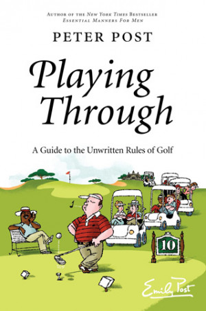 Thread: Slow play = serious business