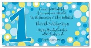 Kids Birthday Invitations Girls Boys Boys & Girls Sweet 16 Invitations ...