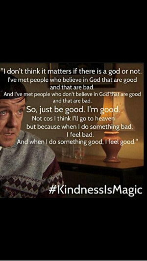 Ricky Gervais Quotes Derek Starring ricky gervais.
