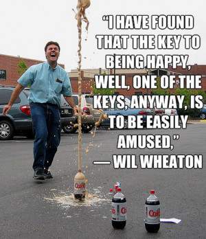 Wil Wheaton's Quotes
