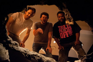 ... and Craig Robinson in Columbia Pictures' This Is the End (2013