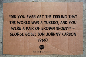 ... pair of brown shoes?
