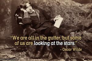 Inspirational Wallpaper Quote Oscar Wilde Words