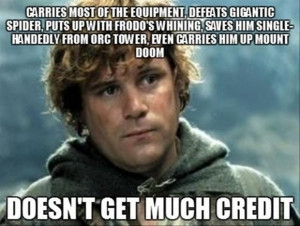 The Funniest Lord of the Rings Memes and Unsung Hero