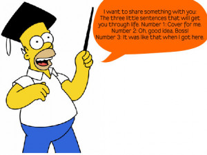 Some Homer quotes along with images. Enjoy!