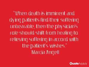 Marcia Angell