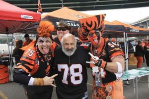 Crazy Cincinnati Bengals Fans