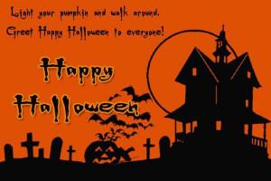 Halloween Sayings Pumpkin Wishes 2014