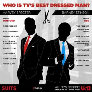 Barney Stinson vs Harvey Specter