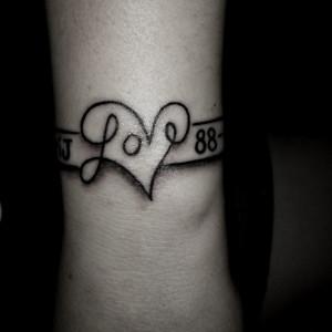 My little brother tattoo! I miss you BriJ!
