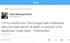 Patricia Cornwell Quotes Postmortem
