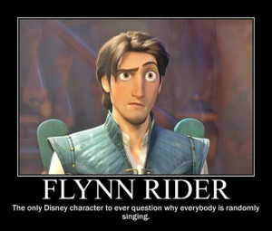 funny disney characters