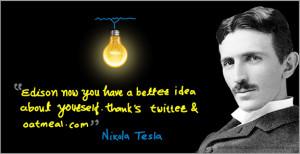 10 Photos of the Nikola Tesla Quotes