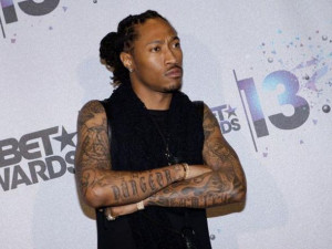 Future The Rapper Quotes Future denies saying drake's
