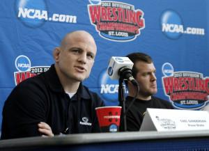 Tom Brands Wrestling Left, and tom brands of