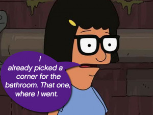 Related Pictures bob s burgers tina enters a young magician s contest ...