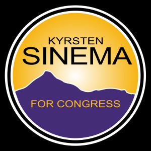 Phoenix, AZ – Congresswoman Kyrsten Sinema (AZ-09) has received the