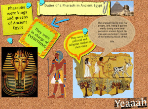 Quotes From Egyptian Pharaohs