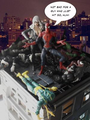 Happy Birthday Spider Man...