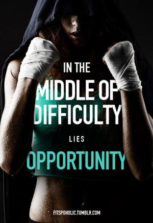 Motivational Image – Opportunity