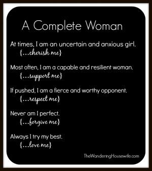 POEM ABOUT WOMEN::