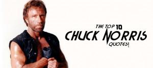 Chuck Norris Jokes The...
