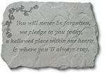 lost but never forgotten quotes