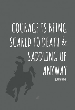 From a Hero to your little hero, or just be your own HERO- Saddle UP ...