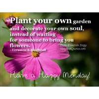Garden Quotes - Discover tons of inspirational quotes, love quotes ...