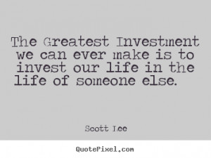 scott lee love quote wall art customize your own quote image