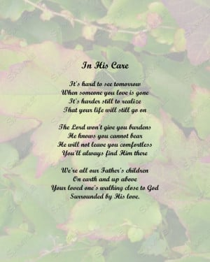 Angel Poems Death Loved Ones. Sympathy Quotes For Loss Of Daughter ...