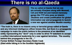 Robin Cook: There is No Al Qaeda