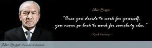 Author: Alan Sugar . Go Deeper   Website
