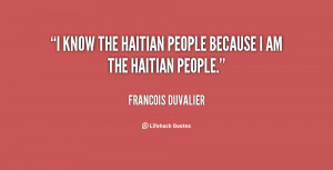 Quotes About Haiti