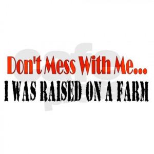 don't mess w/ me