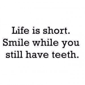 Teeth!