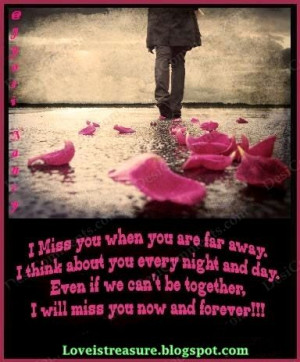 Love Quotes For Him Missing You - Quoteko.com