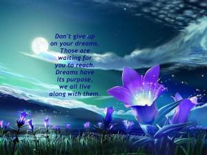 Dreams Quotes (13)