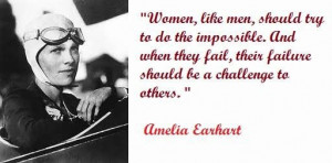 Amelia earhart famous quotes 2