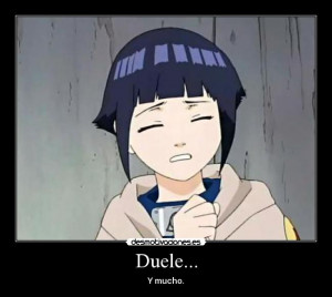 Carteles Anime Hinata...